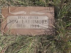 Drover Grave/Cowboy Hill