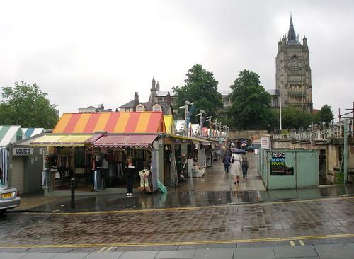Market Square, Norwich