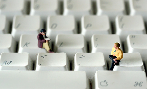 meeting at my keyboard