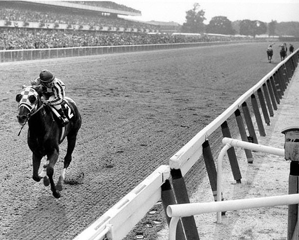 Secretariat The Photo WM