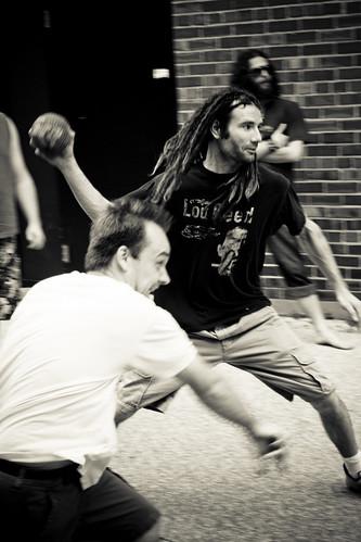 Dodgeball June 2008