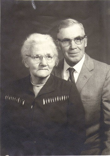 Robert & Julia Brown