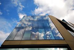 Reflections (Surely Not) Tags: reflection architecture scotland nikon edinburgh d80 yourphototips
