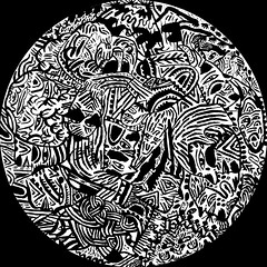 sumi into infinity 2 (lukey dargons) Tags: art creativecommons opensource luckydragons dublab sumiinkclub intoinfinity
