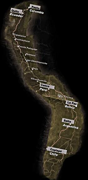 Chaski Trail