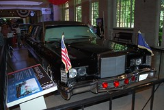 Ronald Reagan's Presidential Limo - Henry Ford Museum (ellerbh888) Tags: ford museum limo henry reagan ronaldreagan lincolntowncar