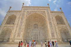 Mountain of Marble - Taj Mahal