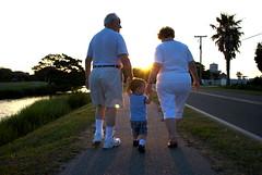 Grandparents (S P Photography) Tags: sunset sc grandparents littleman edistoisland