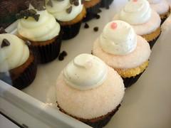 Cupcakes, Vanilla Bakeshop, Santa Monica