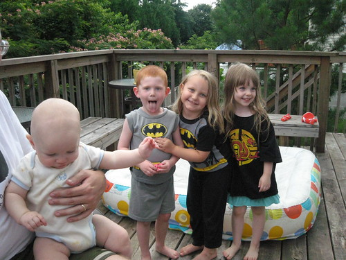 All four kids!