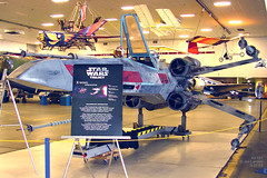 An X-Wing Fighter (thegreatlandoni) Tags: museum starwars xwingfighter wingsovertherockies