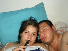 No me tienes contenta, eh Carajito!, Mxico DF 080622 (M Morales Mxico) Tags: mexicana ruth cama prato mexicano moral mohamed acostados proyecto venezolana morales crudo esposos enojada 366 arrecha