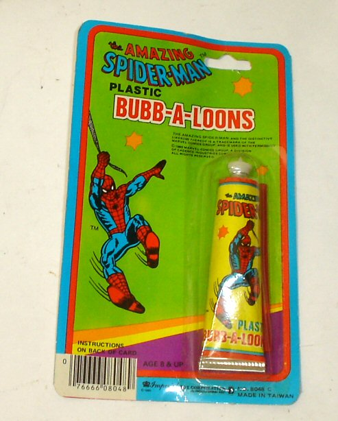 spidey_bubbaloons