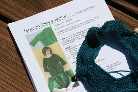 ladysweater