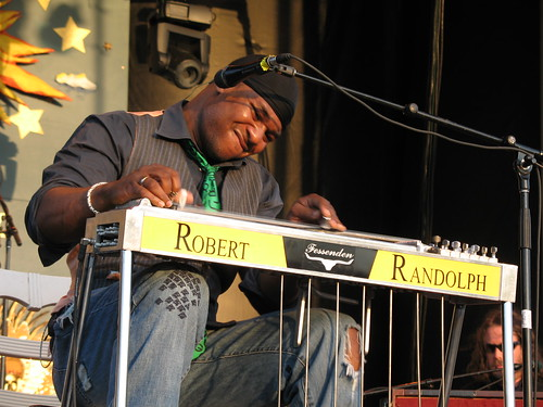 Robert Randolph at Bluefest