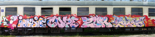 COLLABO TRAIN - ITALY 2008