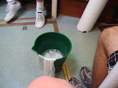 morning duties - happy hour (zgreatscot) Tags: sailing ye june2008 mackaytownsville
