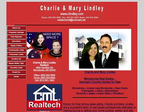 Charlie Lindsey - Real Estate Agent