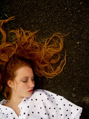 Nolita (Wild-Bird) Tags: road dying nolita redhaired