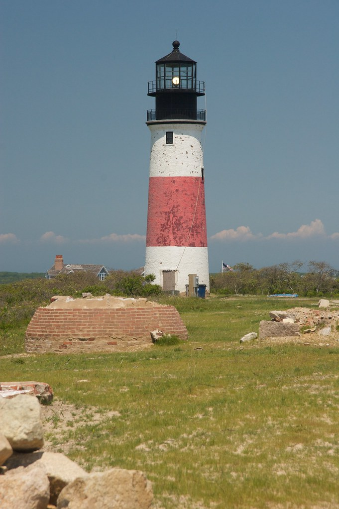They Moved Sankaty Lighthouse
