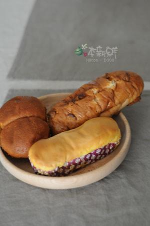 帕莎蒂娜烘焙坊的麵包