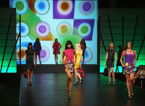 Nordstrom Designer Preview - Versace