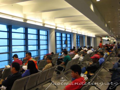 NAIA Terminal 3 Manila 08