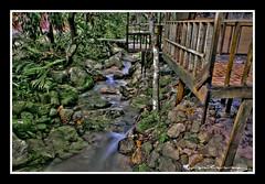 The Little Shack of Jinbara (hilmy2007) Tags: waterfall picnic malaysia shack kualalumpur pondok hdr airterjun rimba kemensah jinbara damniwishidtakenthat