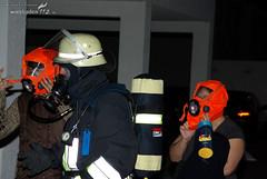 Gefahrgut in Raunheimer Mehrfamilienhaus 14.08.08