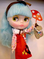 Miss Sally Rice has come at Gg!!! (Pon_ne) Tags: girl rice sally blythe miss girlest
