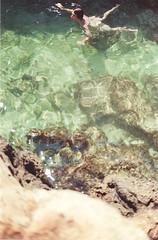 (saraseaside) Tags: summer film 35mm canon island f1 verano 2008 isla menorca mediterrneo