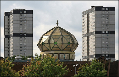 central mosque glasgow