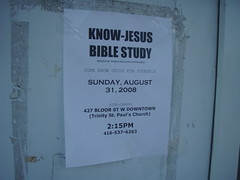 Know-Jesus Bible Study