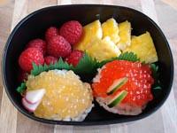 Faux Roe Sushi