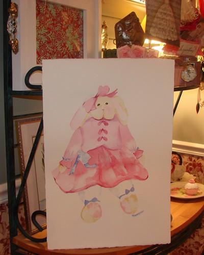 Miss Storybook Bunny