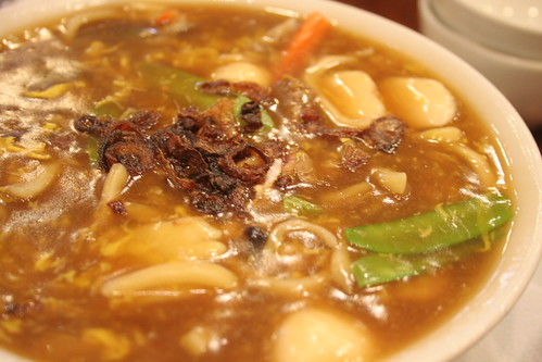 Lomi at Savory Chicken