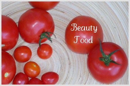 tomatoes for skin protection