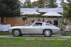 1st Place Class P1-Corvettes through 1987 (hillsboroughconcours) Tags: susan © munroe 2008