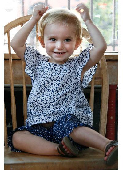 Sophia play set from BurdaStyle