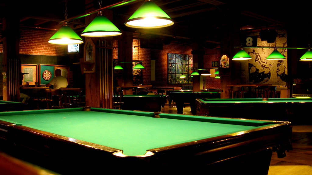 Pool Hall Photos From All Over Page 9 Azbilliards Com