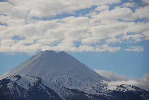 Peak near Whakapapa