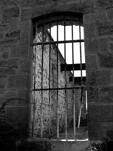 Old Idaho State Penitentiary by ArielAmanda.