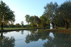 My place (teocaramel) Tags: nature landscape photography canal reflet passion paysage narbonne robine ecluse passionphotography mywinners anawesomeshot goldstaraward mandirac vosplusbellesphotos