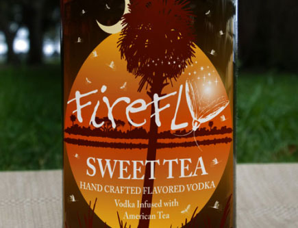 Firefly Sweet Tea Vodka - The Drunk Pirate