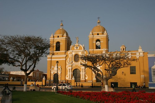 Trujillo Cathedral.