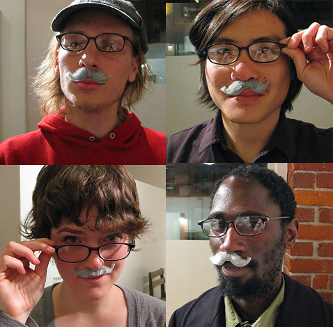Mustache Family