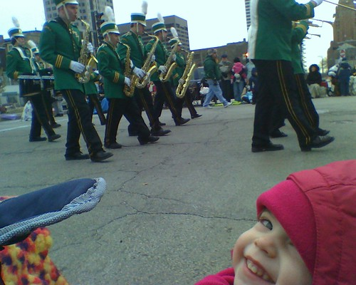 Christmas Parade, Downtown Milwuakee