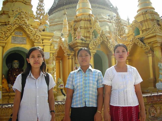 Yangon 30 - Shwedagon paya by Ben Beiske