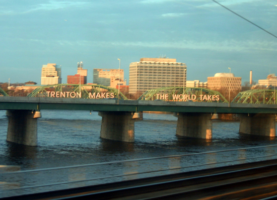 Trenton Sign (Click to enlarge)
