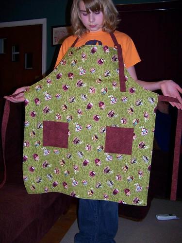 Hot Mama apron